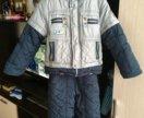 Зимний костюм р 98 LapLand