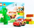 Конструктор LEGO Duplo «Молния МакКуин»