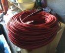 Греющий кабель для кровли, водостоков, дорожек