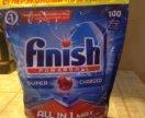 Таблетки для посудомоечной машины ФИНИШ