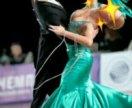 Платье для бальных танцев стандарт st