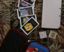 Nintendo 3ds xl + 2 игры
