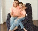 Поло H&M семейный лук для мальчишек