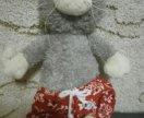 Мягкая игрушка Кот. 40 см