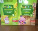 Кашки Heinz с4-5 месяцев гречневая и кукурузная