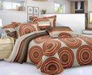 Комплект постельного белья из Микросатина