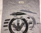 Лонгслив ,футболка с длинным рукавом Armani teen