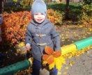 Пальто Zara для мальчика