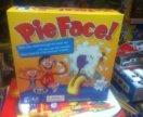 Настольная игра Пирог в лицо+доставка