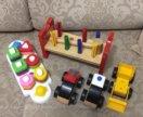Игрушки деревянные Икея