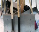 Скребок, лопата алюминевая, ледоруб, волокуша