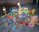 Игрушки для деток от 6 мес