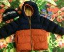 Куртка зимняя р 92