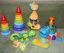 Развивающие игрушки пакетом