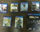 Игры и коллекционные издания для ps4