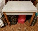 Стол кухонный раскладной.