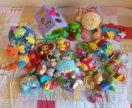Пакет с игрушками для малыша от 0 до года