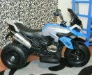 Новый электро мотоцикл