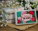 подарок маме - Мыло ручной работы