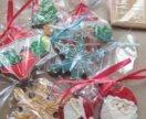 Имбирные пряники и печенье