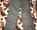 Зимние штаны лыжные