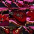 Gibson LP Custom Red Widow 2016. New