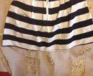 Юбочка из плотной ткани