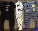 Слип пижама на ребенка