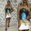 Новые платья с пайетками