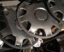 Радиус 14',колпаки на диски