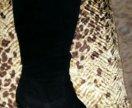 Зимние сапоги 39 размера