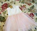 Платье новое 86