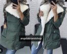 Новая куртка, размер S. Шоурум Barbie shop