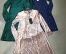 Новое Imperial платье из италии