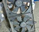 Дифузор охлаждения радиаторов в сборе Almera Cl.