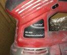 шлифмашина эксцентриковая MATRIX RS 450 450Вт