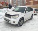 Toyota RAV4 AT 4WD 2.0 2001