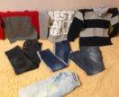 Пакет вещей на мальчика 4-6 лет