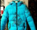 Куртка новая женская зимняя