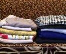 4 пакета одежды