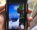 Смартфон Ginzzu RS9 двух снимочный противоударный