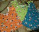 Блузки для девочек 8-11 новые торг