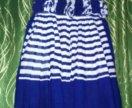 Платье нарядное, пышное
