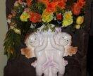 Статуэтка два ангелочка
