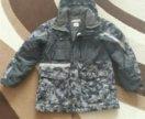 Легкая теплая куртка
