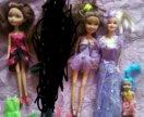 Куклы 4 шт.