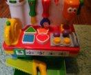 Инструменты, игрушка, верстак детский.