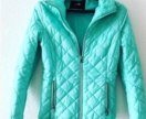 Курточка мятного цвета