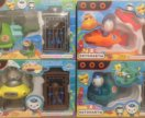 Игровой набор Октонавты, различные виды