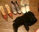 сапоги, туфли, сабо, обмен